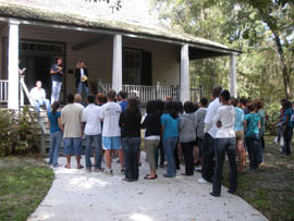 Florida Historical Sites